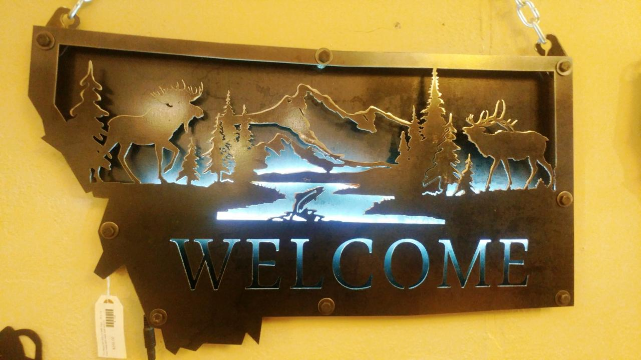 Metal Signs Made To Order