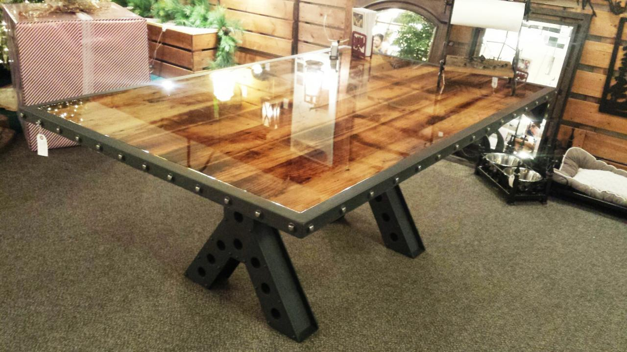 Lazy K Dining Conference Tables
