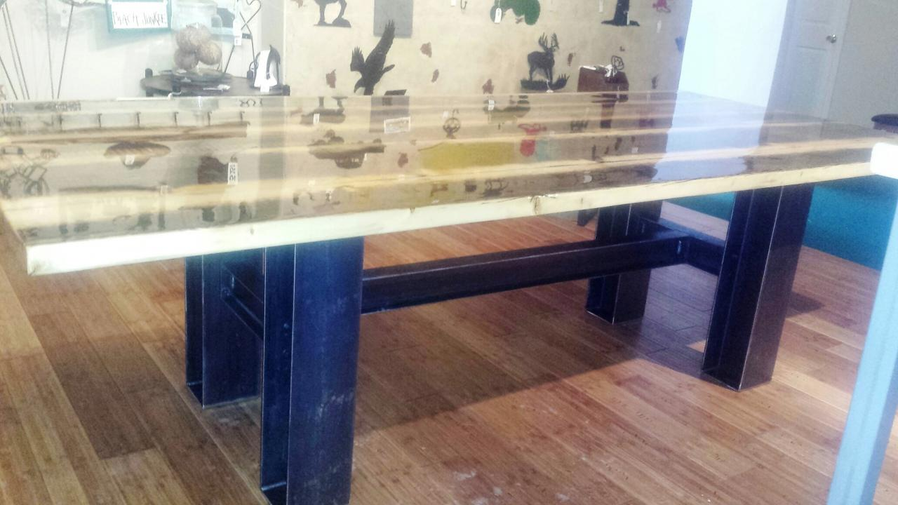 Lazy K DiningConference Tables - 18 foot conference table